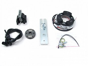 Racing ignition for Yamaha RD200 Type 397 and Type 1E8