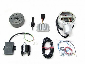 BMW R75 WH (Complete system)