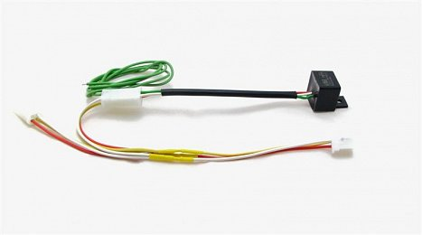 Module for electronic Tachometer (revolution counter)