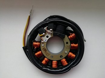 Stator 12V (inner pickup; counter-clockwise)